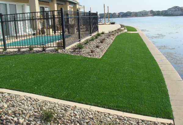 Harbourside Turf Replacement